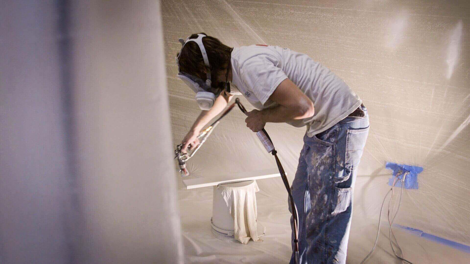 House Painting Prep | Riggins Painting