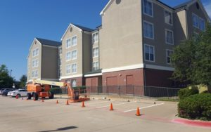 Exterior Commercial Painting Services