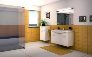 bathroom color