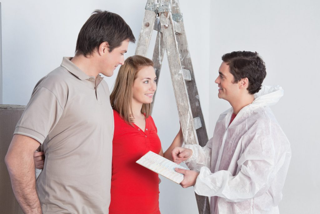 Questions to ask when hiring a residential painter